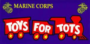 Homes By Deltona's Eighth Annual Toys For Tots Drive At San Savino